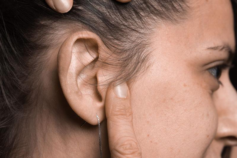 earlob